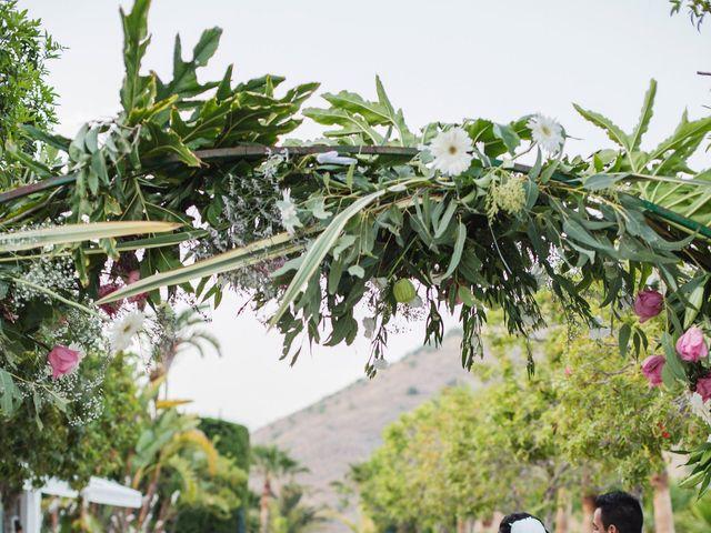 La boda de Adrián y Lourdes en Motril, Granada 51