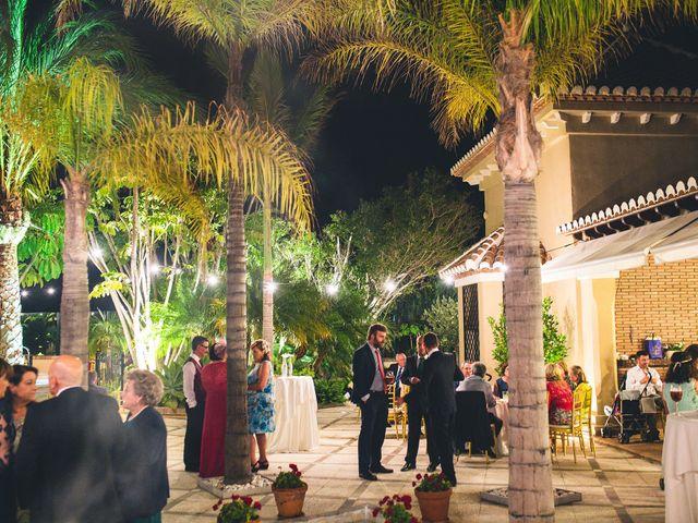 La boda de Adrián y Lourdes en Motril, Granada 55