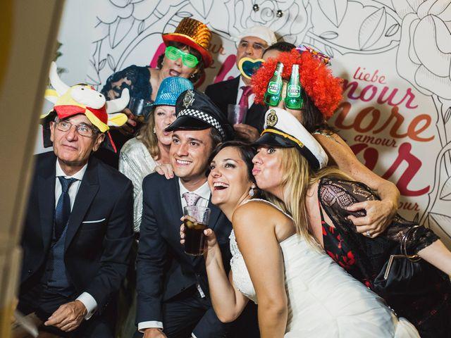 La boda de Adrián y Lourdes en Motril, Granada 62