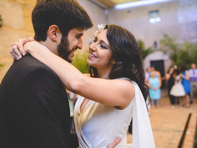 La boda de Paula y Esteban