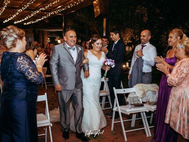 La boda de Alejandro y Arantxa en L' Alcúdia, Valencia 12