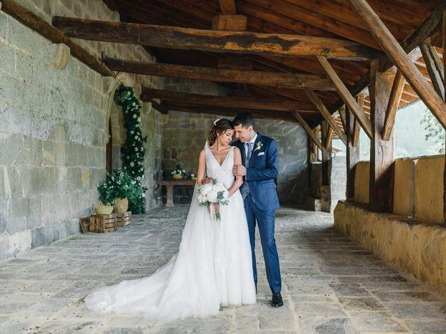 La boda de Irene y Aritz