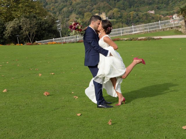 La boda de Leire y Ramón