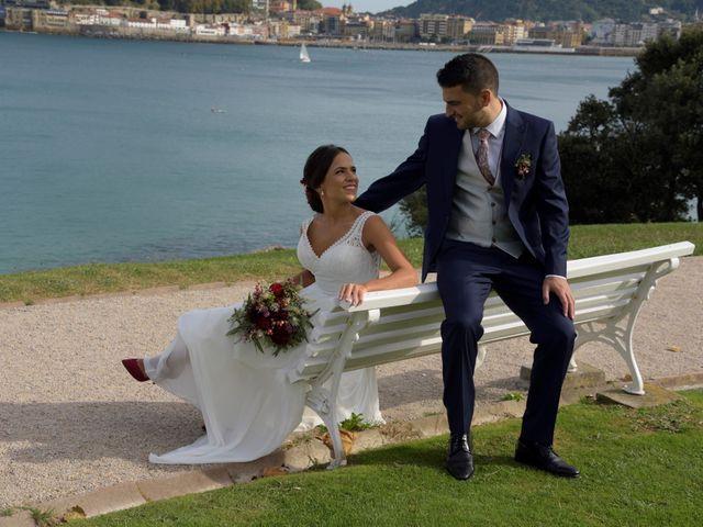 La boda de Ramón y Leire en Donostia-San Sebastián, Guipúzcoa 9