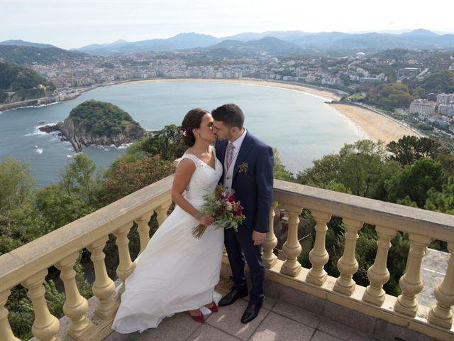 La boda de Ramón y Leire en Donostia-San Sebastián, Guipúzcoa 10