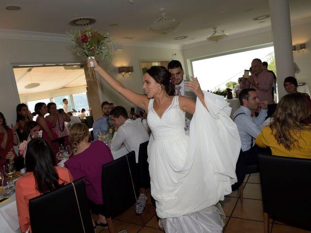 La boda de Ramón y Leire en Donostia-San Sebastián, Guipúzcoa 17