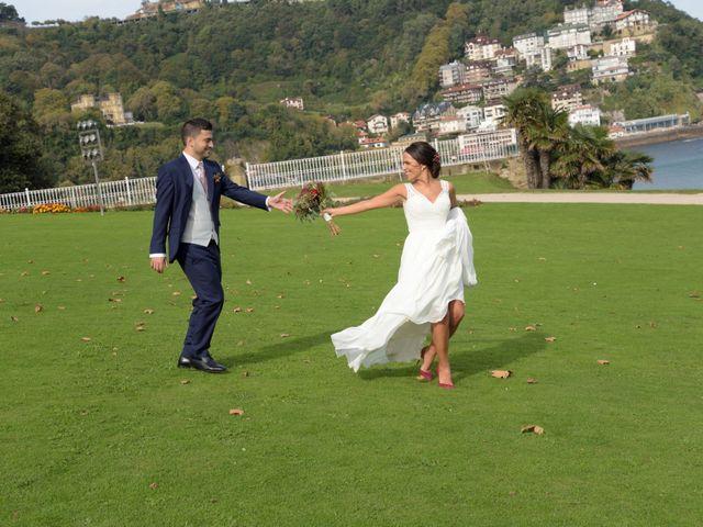 La boda de Ramón y Leire en Donostia-San Sebastián, Guipúzcoa 21