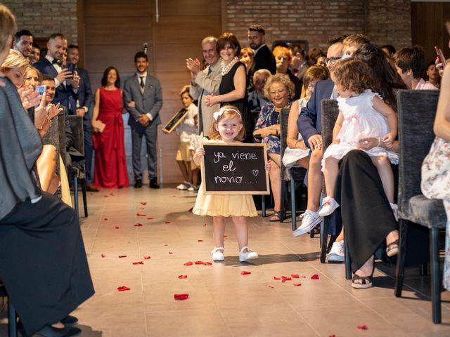 La boda de Ernesto y Laura en Utebo, Zaragoza 5