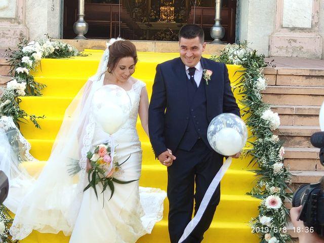 La boda de Manuel  y Josefa  en Alcantarilla, Murcia 2