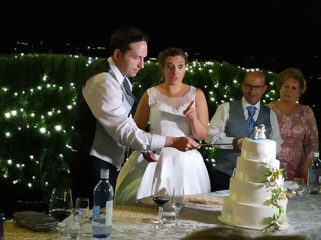 La boda de Isabel y Daniel en Toledo, Toledo 11