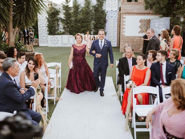 La boda de Jesus y Sandra en Arenas, Málaga 20