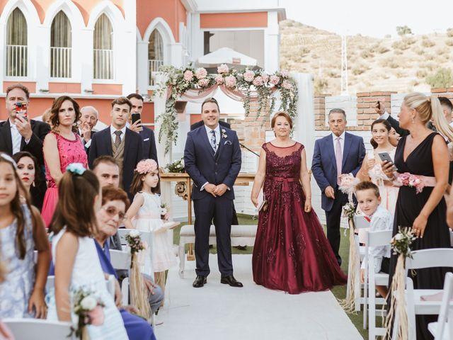 La boda de Jesus y Sandra en Arenas, Málaga 21