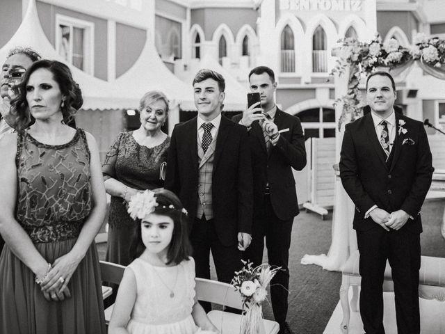La boda de Jesus y Sandra en Arenas, Málaga 22