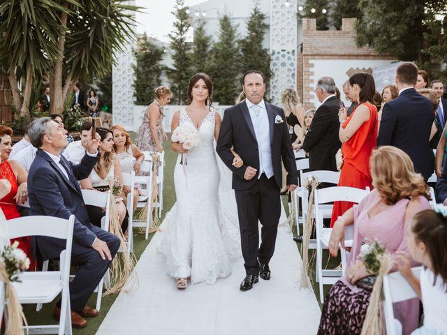 La boda de Jesus y Sandra en Arenas, Málaga 23