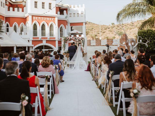 La boda de Jesus y Sandra en Arenas, Málaga 25