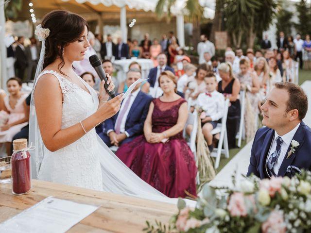 La boda de Jesus y Sandra en Arenas, Málaga 28