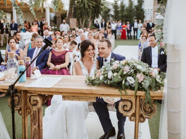La boda de Jesus y Sandra en Arenas, Málaga 29