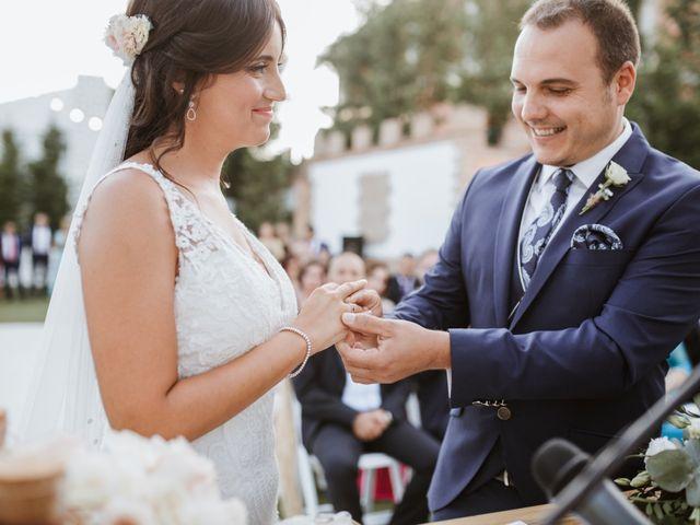 La boda de Jesus y Sandra en Arenas, Málaga 30