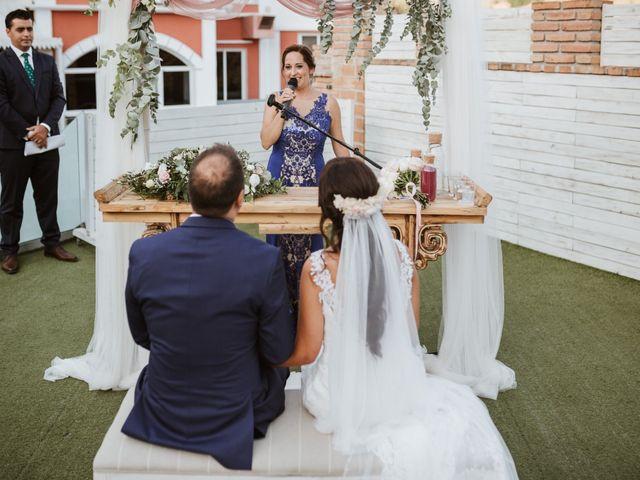 La boda de Jesus y Sandra en Arenas, Málaga 31