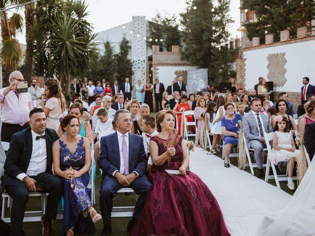 La boda de Jesus y Sandra en Arenas, Málaga 32