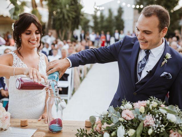 La boda de Jesus y Sandra en Arenas, Málaga 33