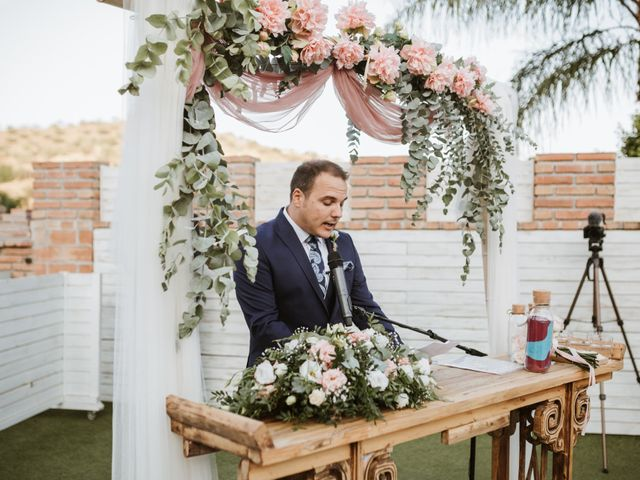 La boda de Jesus y Sandra en Arenas, Málaga 34