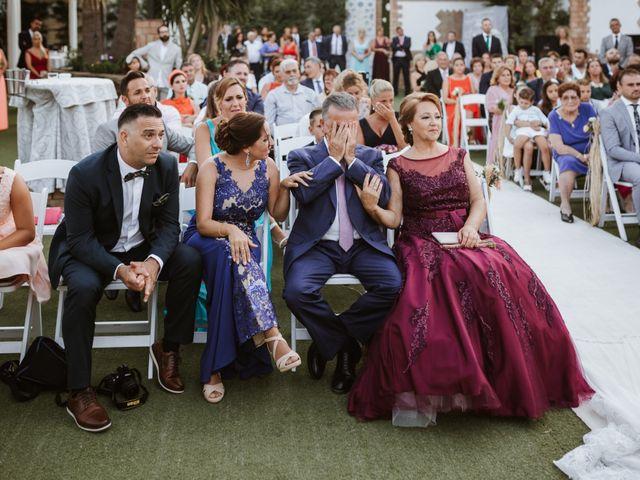 La boda de Jesus y Sandra en Arenas, Málaga 35