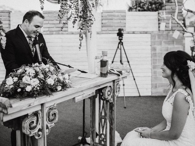 La boda de Jesus y Sandra en Arenas, Málaga 37