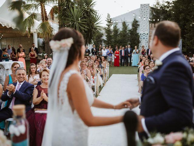 La boda de Jesus y Sandra en Arenas, Málaga 39