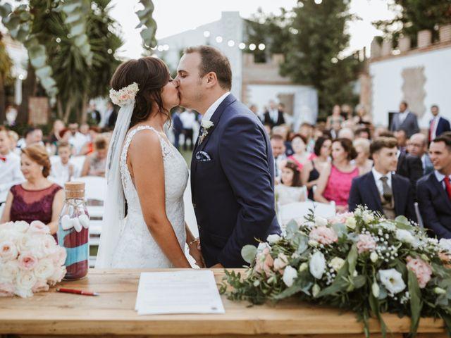 La boda de Jesus y Sandra en Arenas, Málaga 40