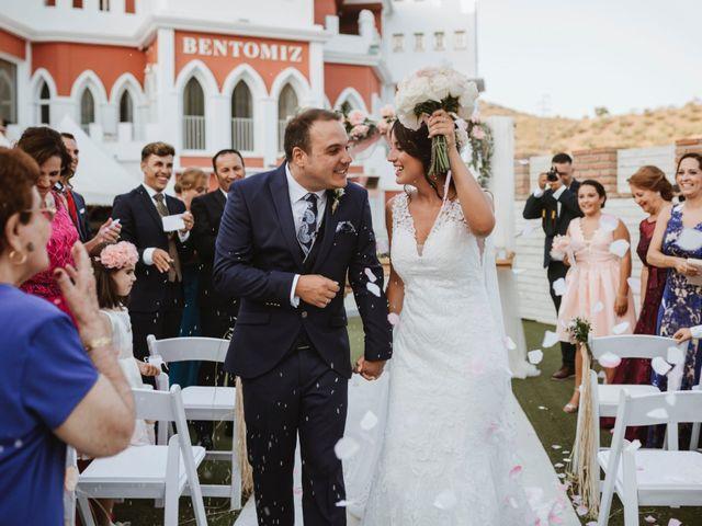La boda de Jesus y Sandra en Arenas, Málaga 41