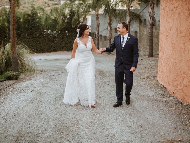 La boda de Jesus y Sandra en Arenas, Málaga 43