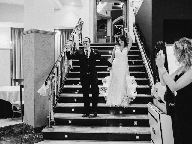 La boda de Jesus y Sandra en Arenas, Málaga 48