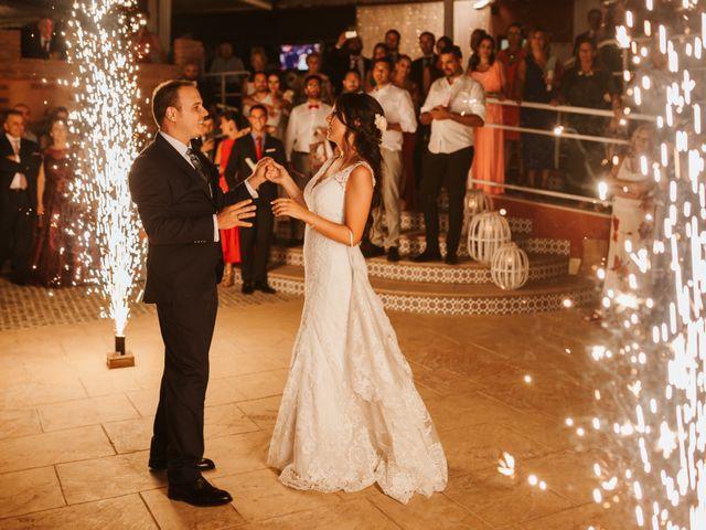La boda de Jesus y Sandra en Arenas, Málaga 55