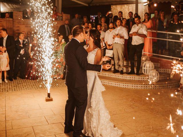 La boda de Jesus y Sandra en Arenas, Málaga 56