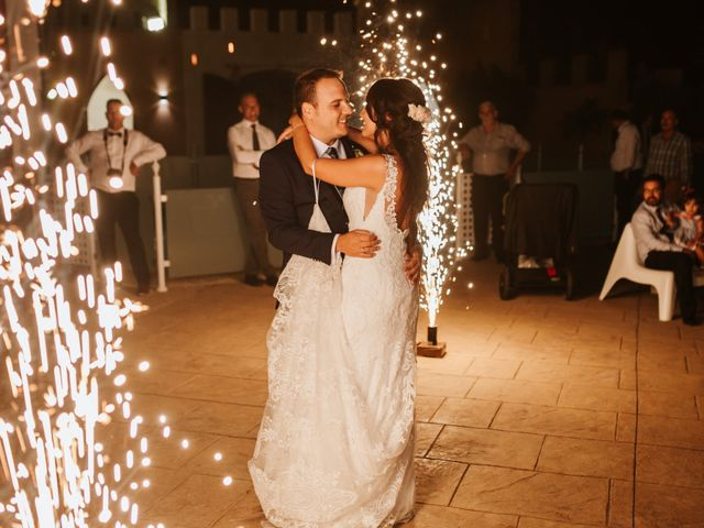 La boda de Jesus y Sandra en Arenas, Málaga 57