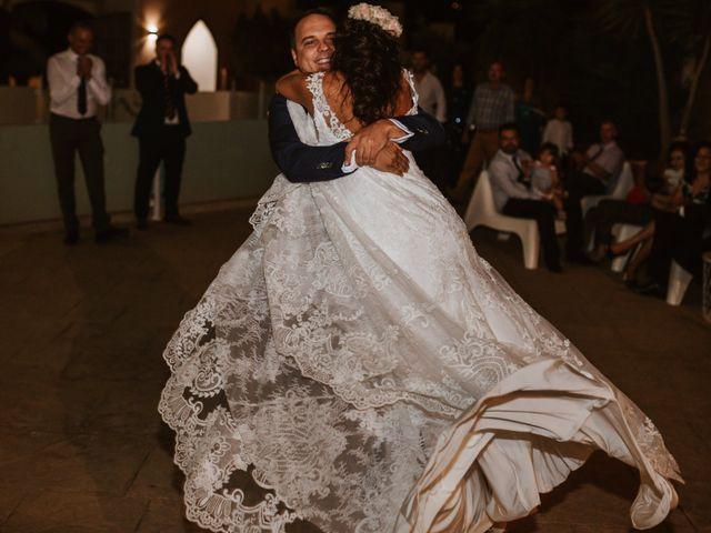 La boda de Jesus y Sandra en Arenas, Málaga 58