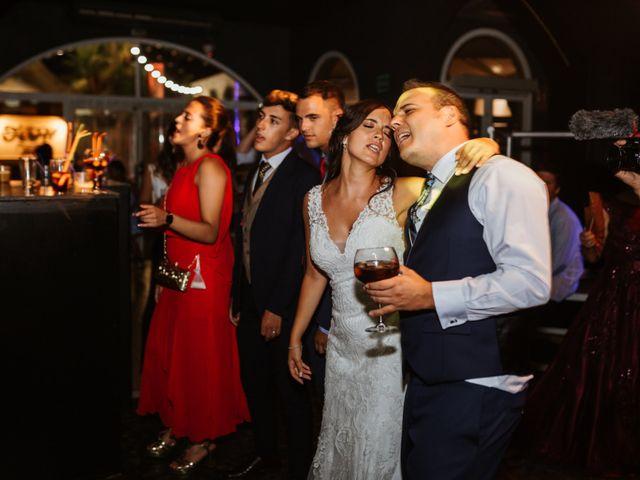 La boda de Jesus y Sandra en Arenas, Málaga 60