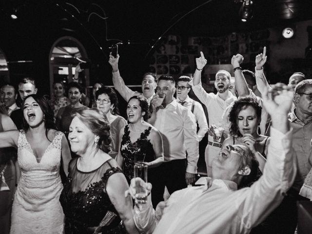 La boda de Jesus y Sandra en Arenas, Málaga 64