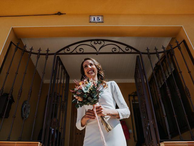 La boda de Pedro y Beatriz en Villacañas, Toledo 10