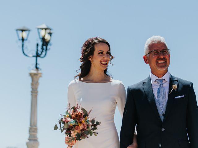 La boda de Pedro y Beatriz en Villacañas, Toledo 11