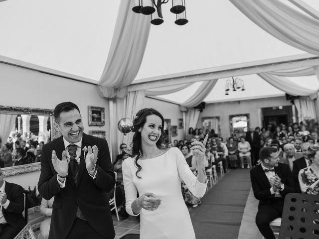 La boda de Pedro y Beatriz en Villacañas, Toledo 13