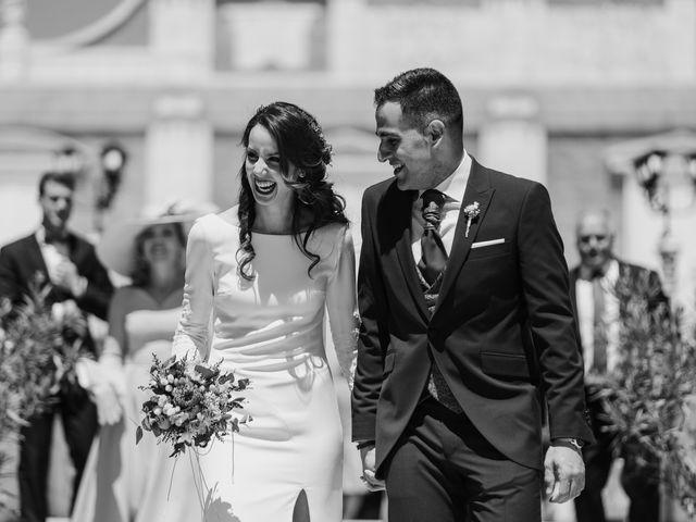La boda de Pedro y Beatriz en Villacañas, Toledo 16