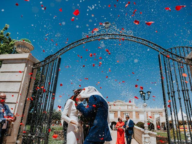 La boda de Pedro y Beatriz en Villacañas, Toledo 17