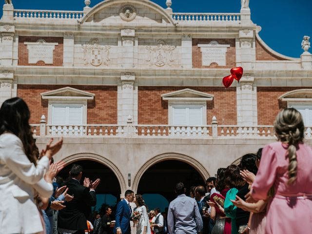La boda de Pedro y Beatriz en Villacañas, Toledo 20