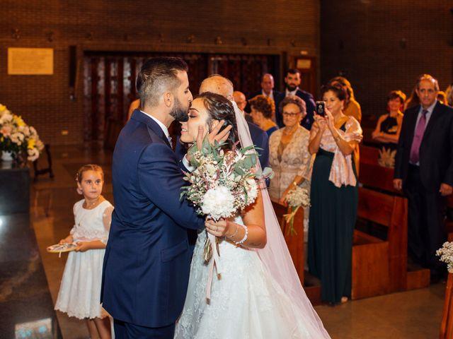 La boda de Roberto y Rocío en Madrid, Madrid 67