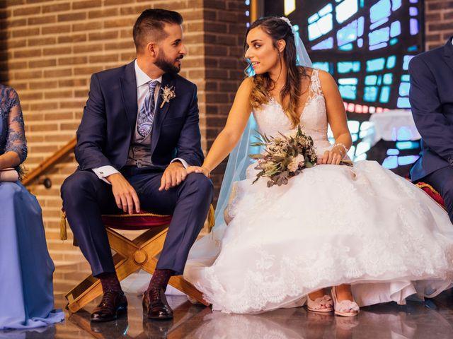 La boda de Roberto y Rocío en Madrid, Madrid 69