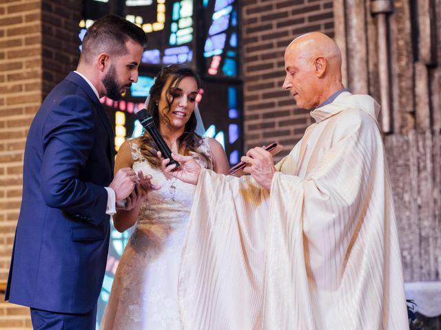 La boda de Roberto y Rocío en Madrid, Madrid 75