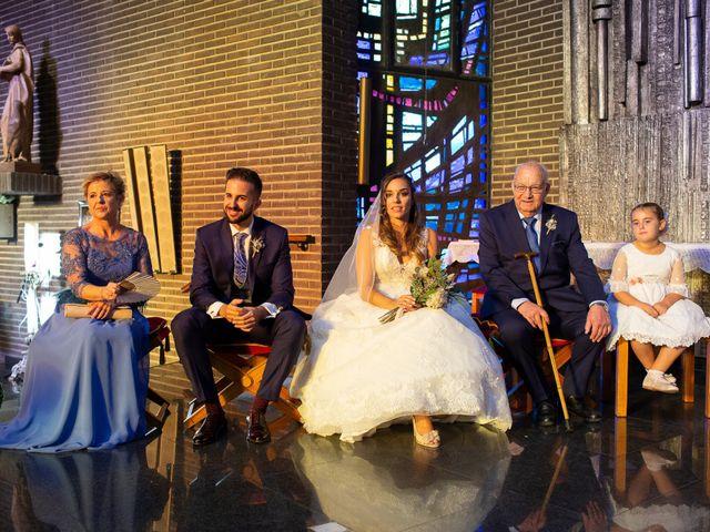 La boda de Roberto y Rocío en Madrid, Madrid 79