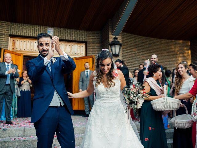 La boda de Roberto y Rocío en Madrid, Madrid 88